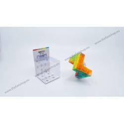 MoYu MoFangJiaoShi Geo Cube A - Cub Rubik 3x3x3