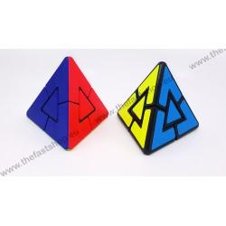 LeFun Pyraminx Duo - Cub Rubik