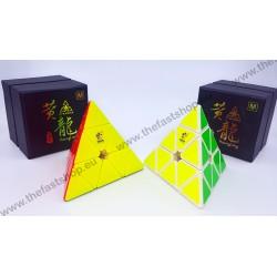 Yuxin Black Kylin Pyraminx - Cub Rubik