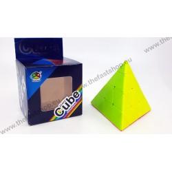 ShengShou Pyraminx 4x4x4 - Cub Rubik