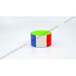 DianSheng 2-Layer Cylinder - Cub Rubik