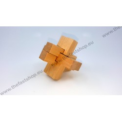 Puzzle din Lemn - 8 Numere