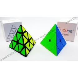 Z-Cube Magnetic Pyraminx - Cub Rubik
