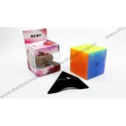 QiYi - MFG QiFa Transparent Square-1 - Cub Rubik