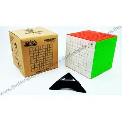 Yuxin Little Magic - Cub Rubik 9x9x9