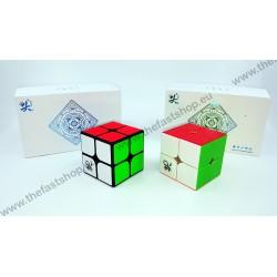 Dayan TengYun Magnetic - Cub Rubik 2x2x2