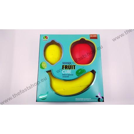 Pachet Cadou FanXin 3 Fructe - Cuburi Rubik