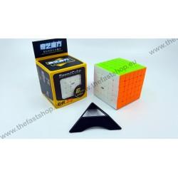 QiYi - MFG QiFan S - 6x6x6   Cube