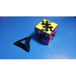 NoBrand 2x2x2 gear cube