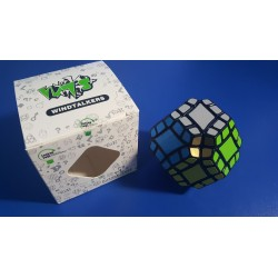 LanLan !2 Axis Dodecahedron cube