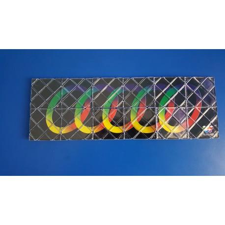 LingAo 12 Panel Magic Folding Puzzle