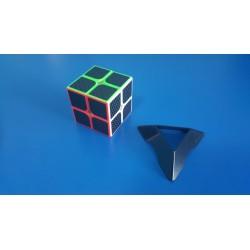 TFS Carbon Fiber 2x2x2 cube