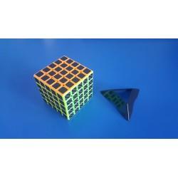 TFS Carbon Fiber 5x5x5 cube