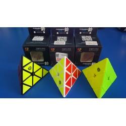 QiYi - MFG X-Man Bell Magnetic Pyraminx - Rubik's Cube